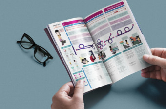 Shopper Persona Layout Publication