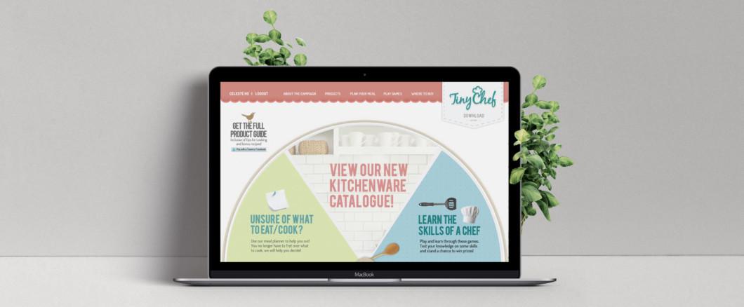 TinyChef – Interactive Campaign